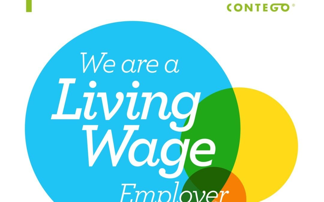 Contego is a Living Wage Company
